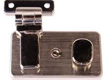 Side-Hasp Case Locks Keyed & Combination