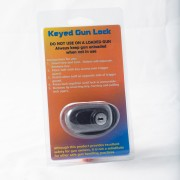 keyed trigger lock 1