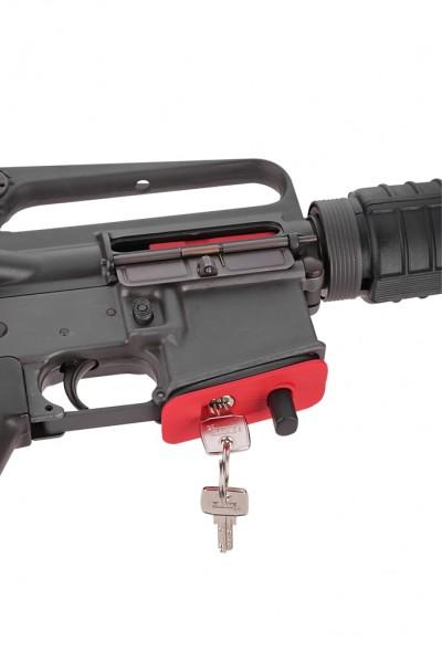AR 15 Magazin lock 2