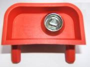 Gravity lock top Triangle key